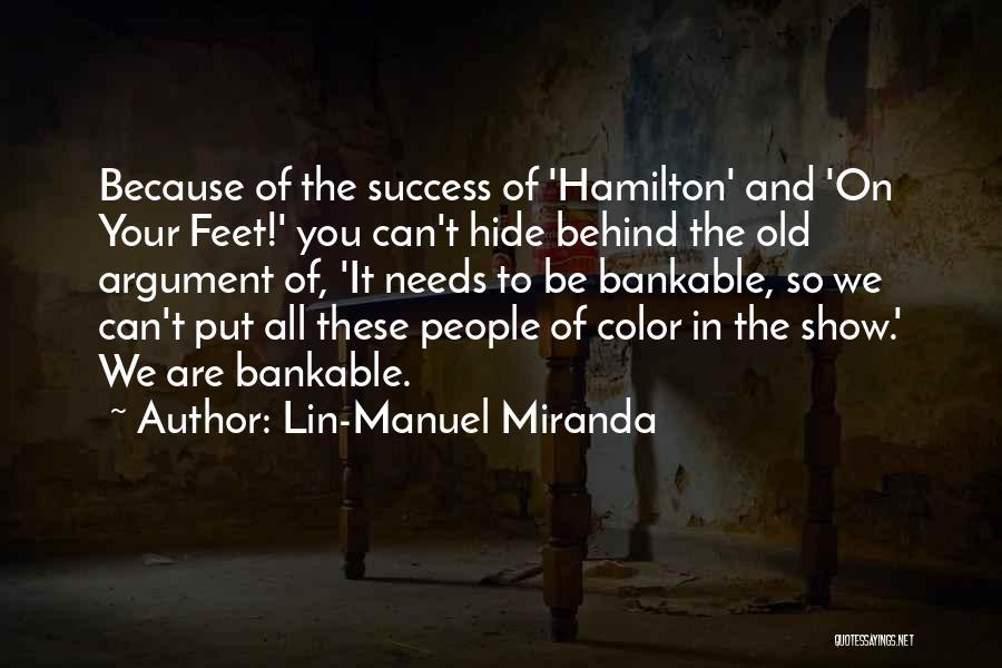 Miranda Are We Quotes By Lin-Manuel Miranda