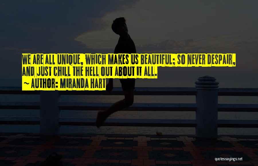 Miranda Are We Quotes By Miranda Hart