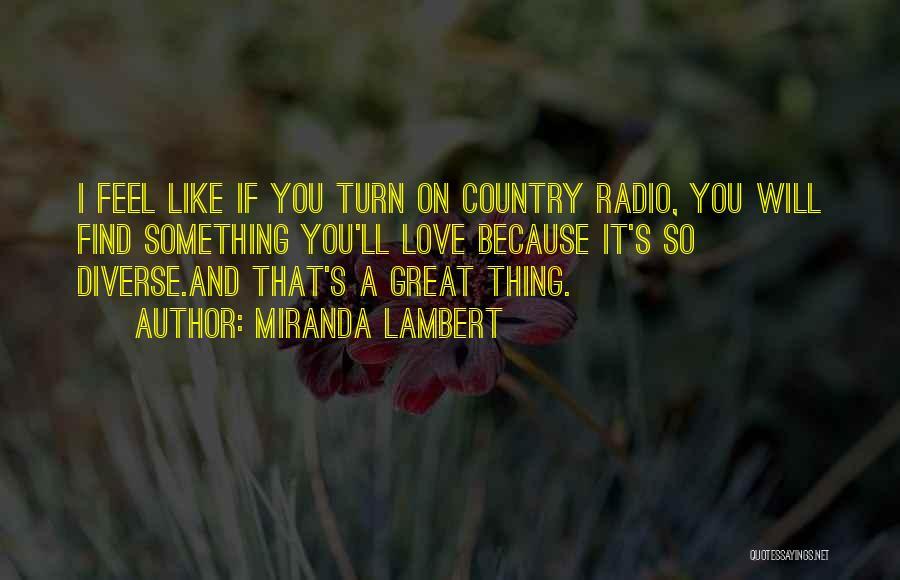 Miranda Lambert Quotes 1048650