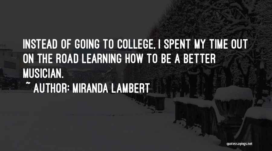 Miranda Lambert Quotes 1136755