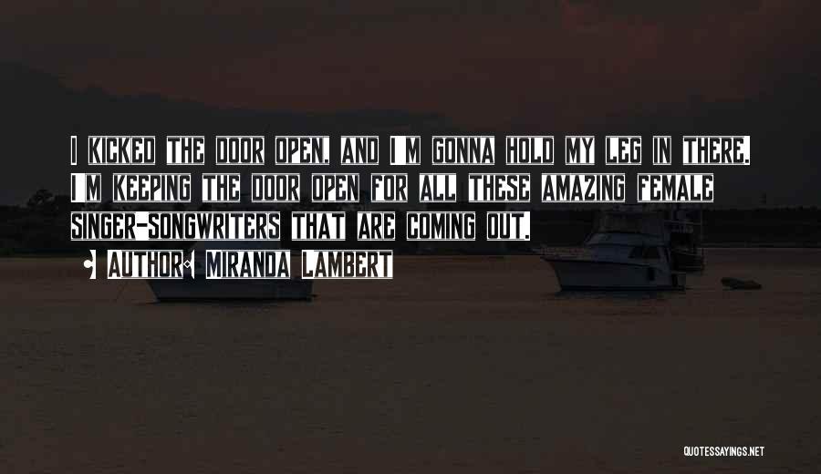 Miranda Lambert Quotes 1514589
