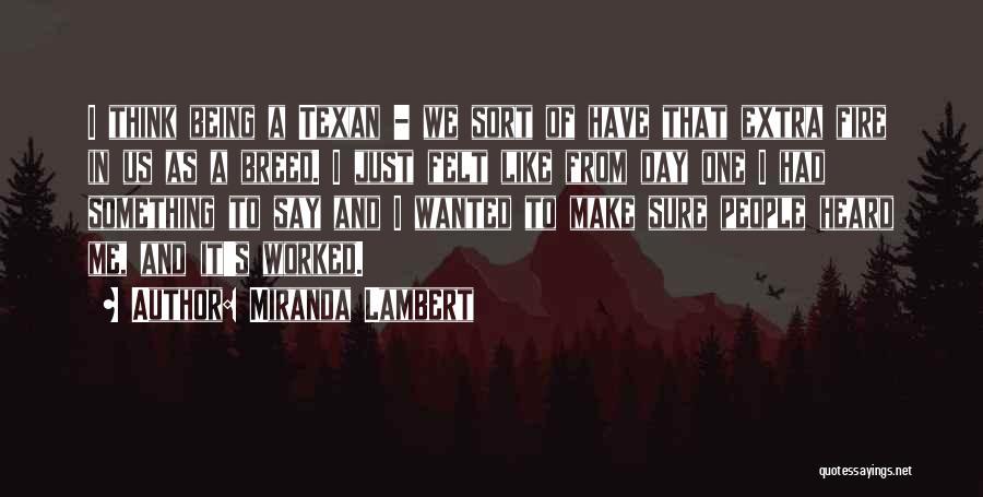 Miranda Lambert Quotes 1917377