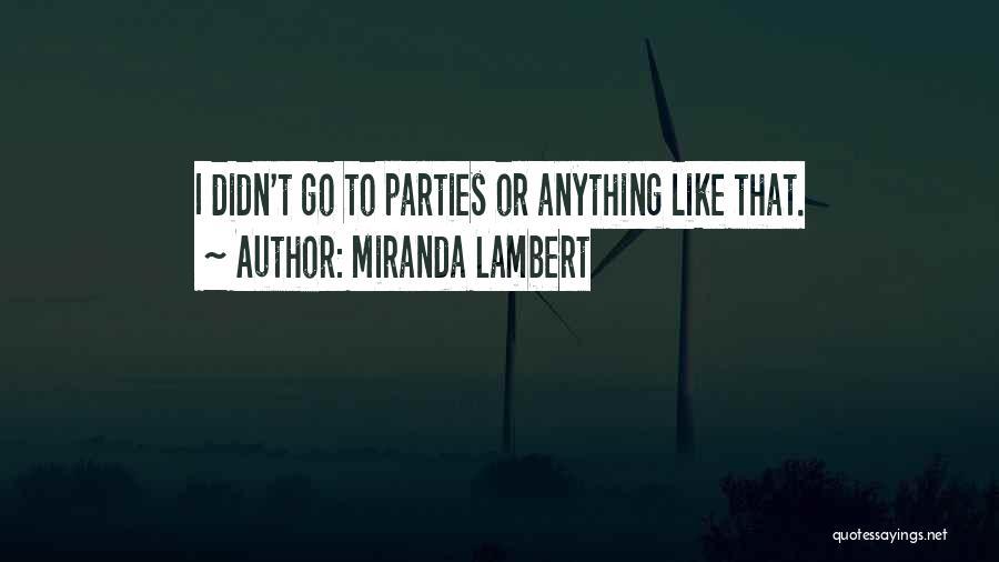 Miranda Lambert Quotes 191871