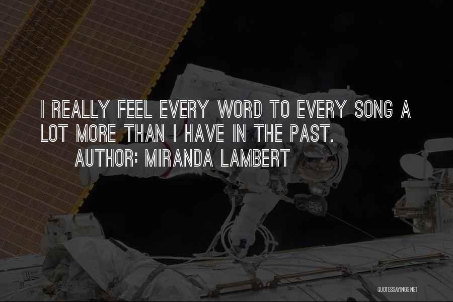 Miranda Lambert Quotes 1932827