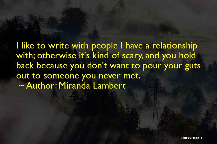 Miranda Lambert Quotes 2088086