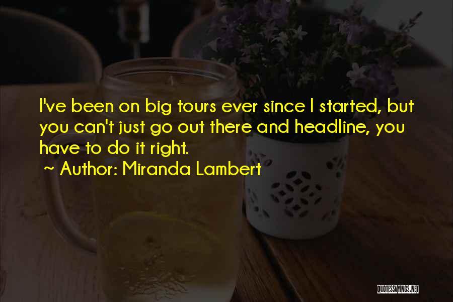 Miranda Lambert Quotes 2185528