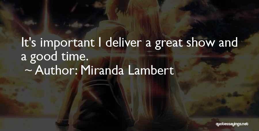 Miranda Lambert Quotes 2201517
