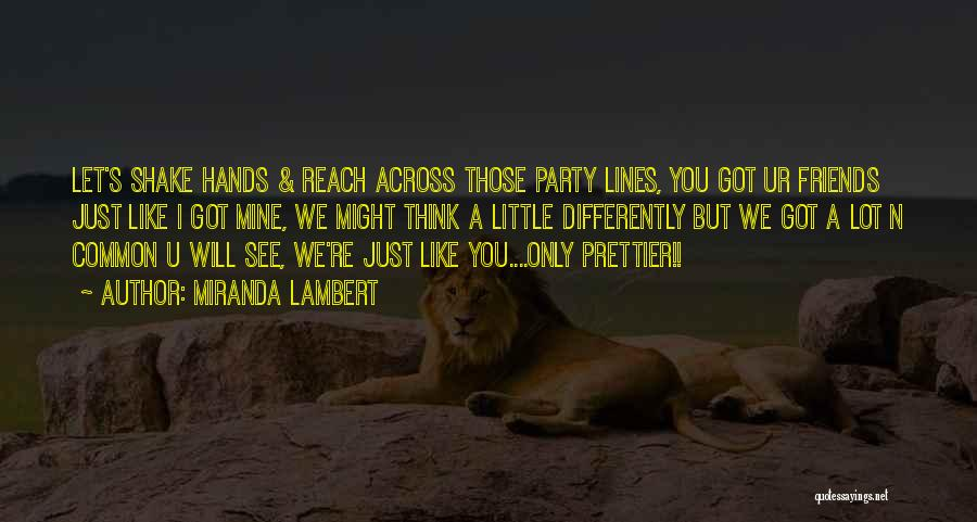 Miranda Lambert Quotes 727930