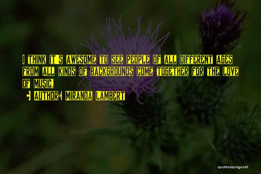 Miranda Lambert Quotes 826730