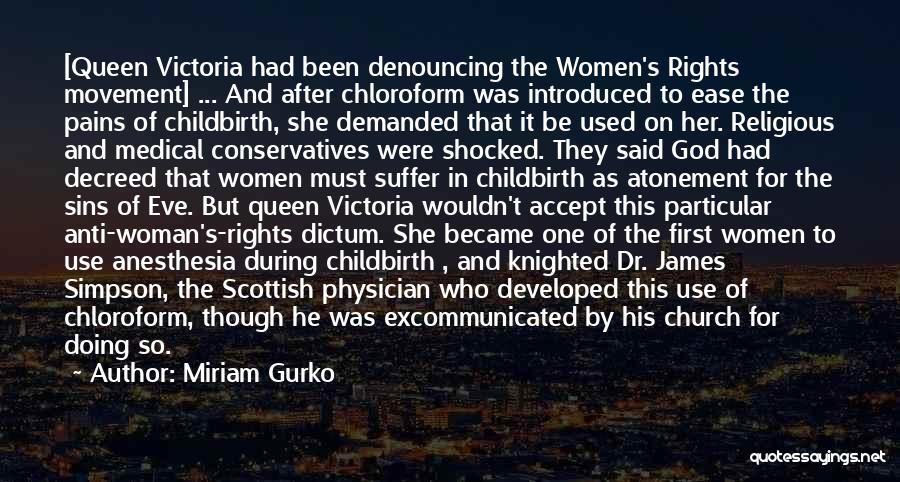 Miriam Gurko Quotes 1463523