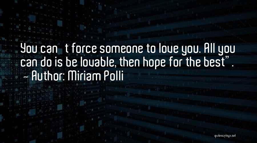 Miriam Polli Quotes 106801
