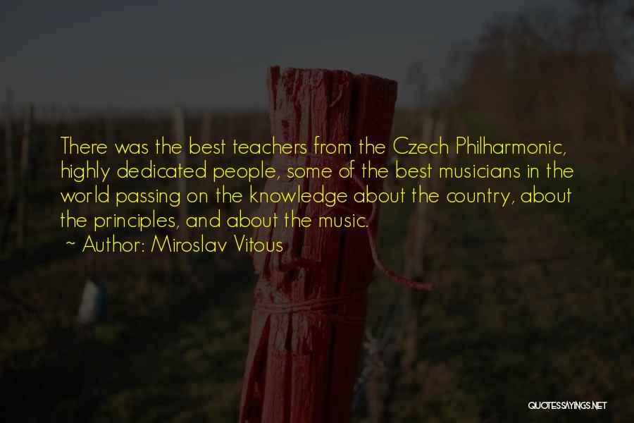 Miroslav Vitous Quotes 1845652