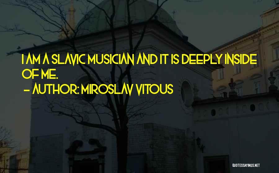 Miroslav Vitous Quotes 789068