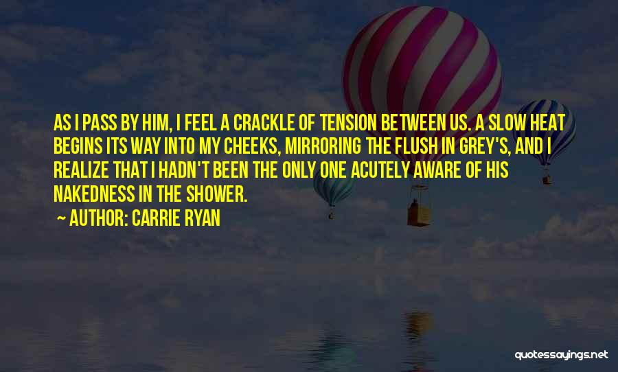 Mirroring Yourself Quotes By Carrie Ryan