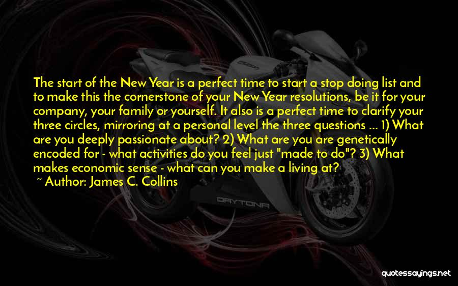 Mirroring Yourself Quotes By James C. Collins