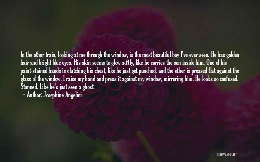 Mirroring Yourself Quotes By Josephine Angelini