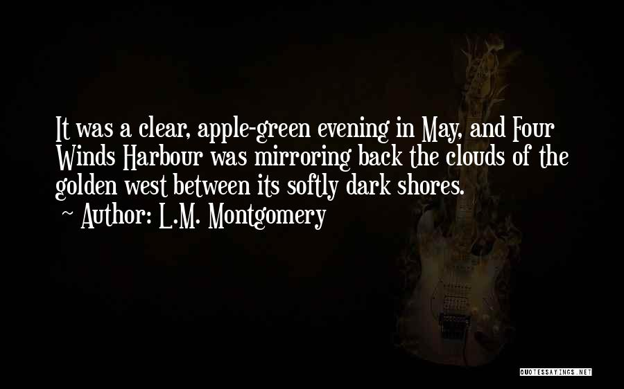 Mirroring Yourself Quotes By L.M. Montgomery