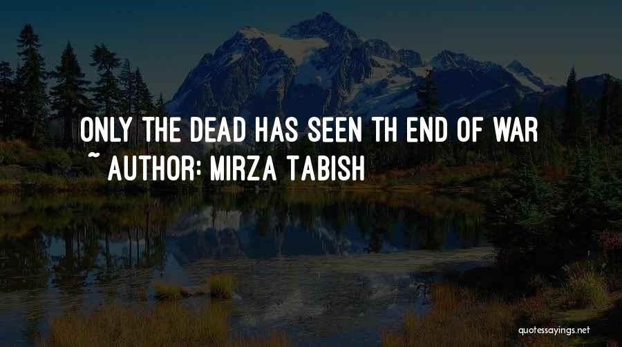 Mirza Tabish Quotes 480036