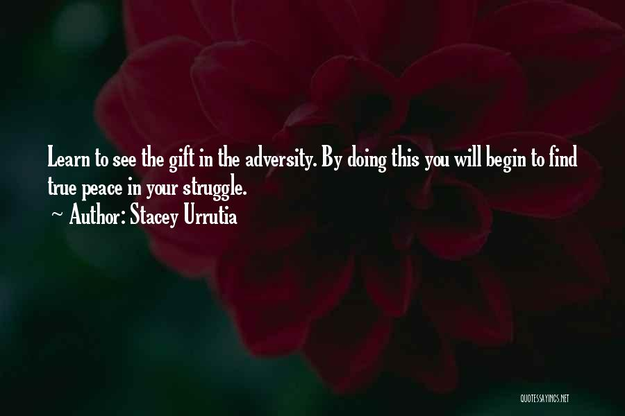 Miscarriage Baby Loss Quotes By Stacey Urrutia
