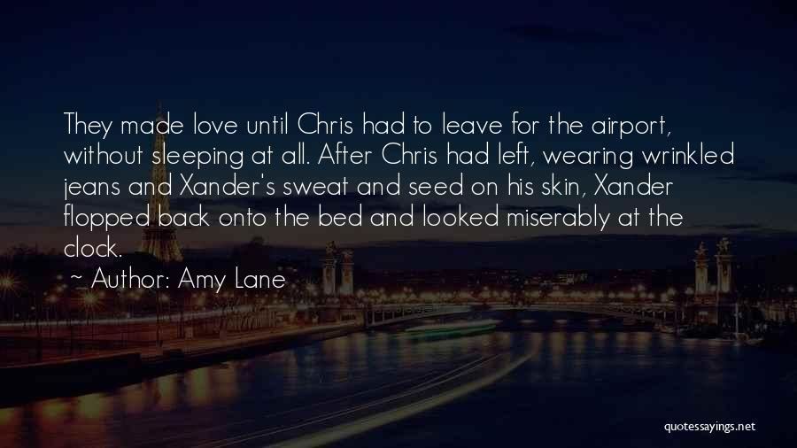 Miserably In Love Quotes By Amy Lane