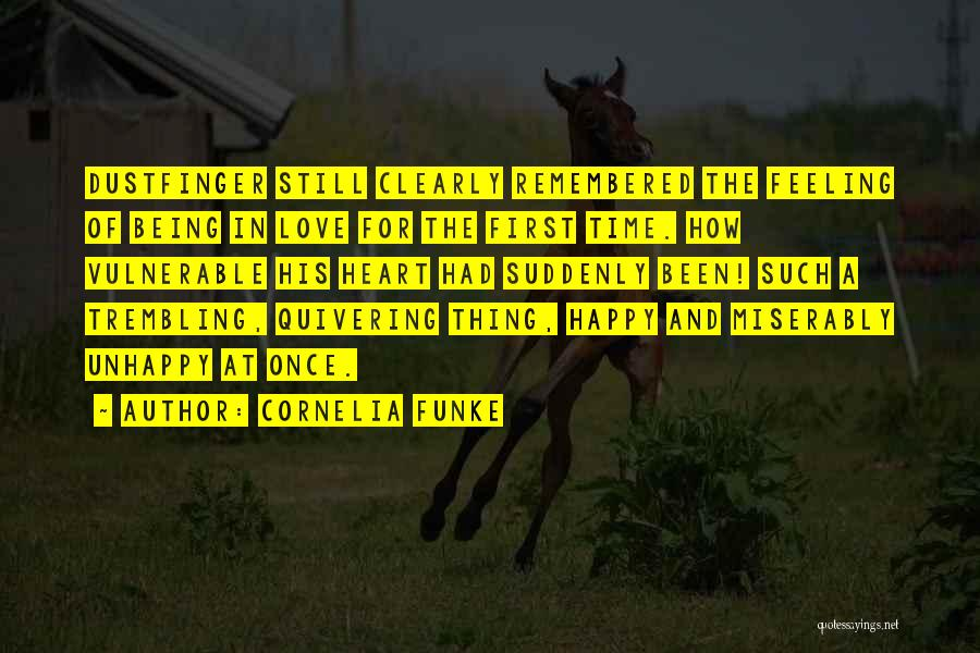 Miserably In Love Quotes By Cornelia Funke
