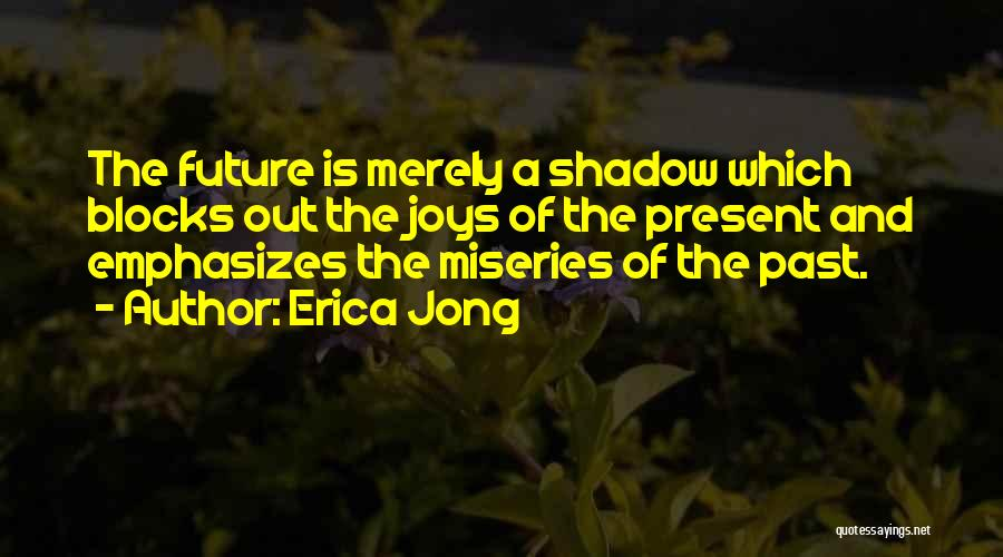 Miseries Quotes By Erica Jong