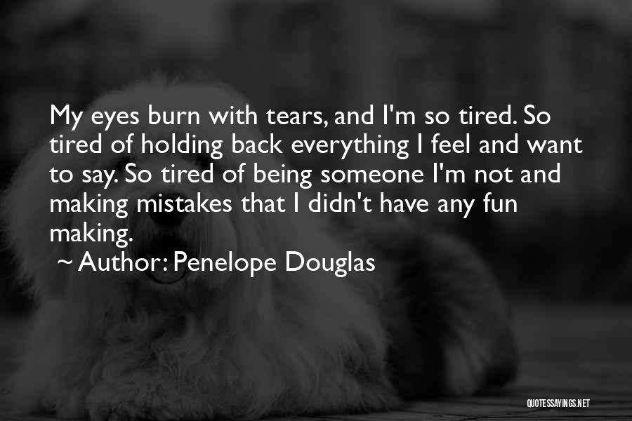 Misha Quotes By Penelope Douglas