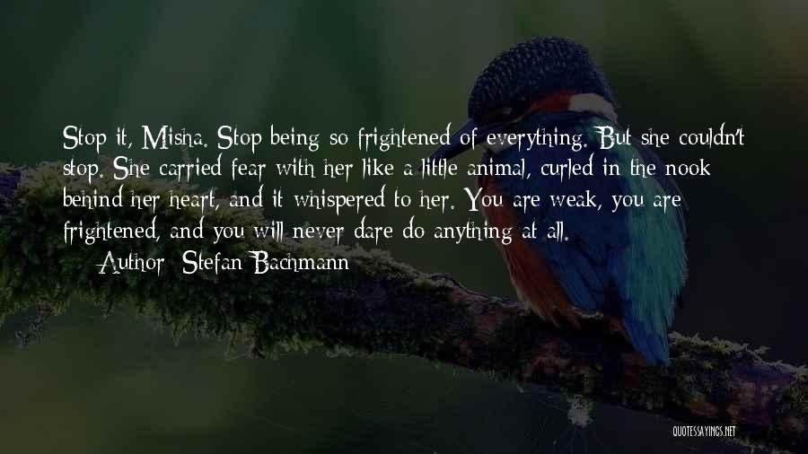 Misha Quotes By Stefan Bachmann