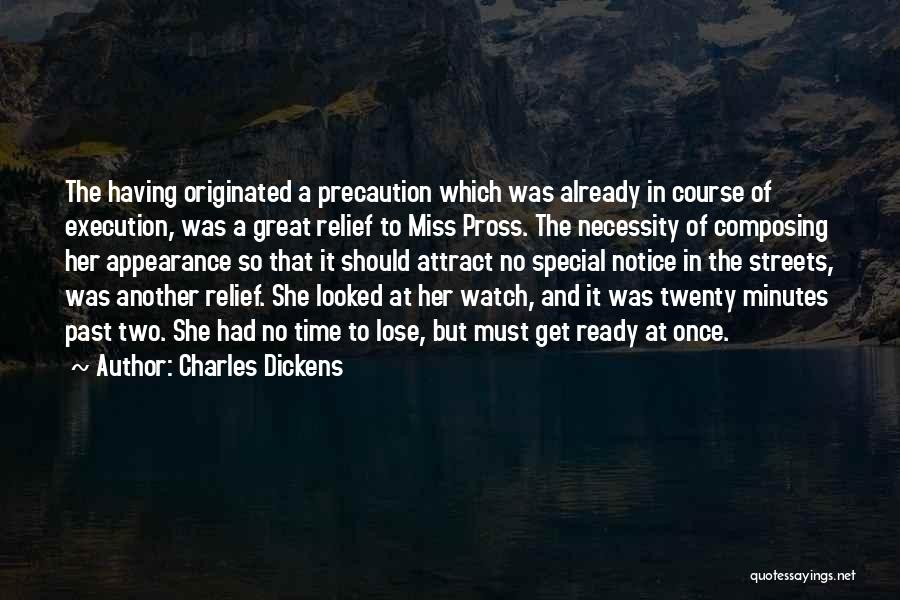 Miss Someone Special Quotes By Charles Dickens