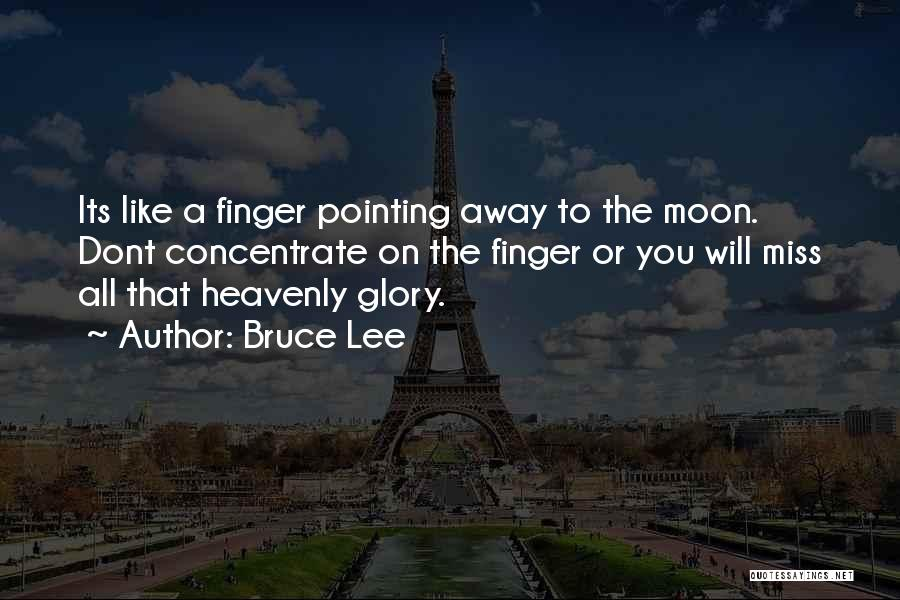 Miss You So Far Away Quotes By Bruce Lee