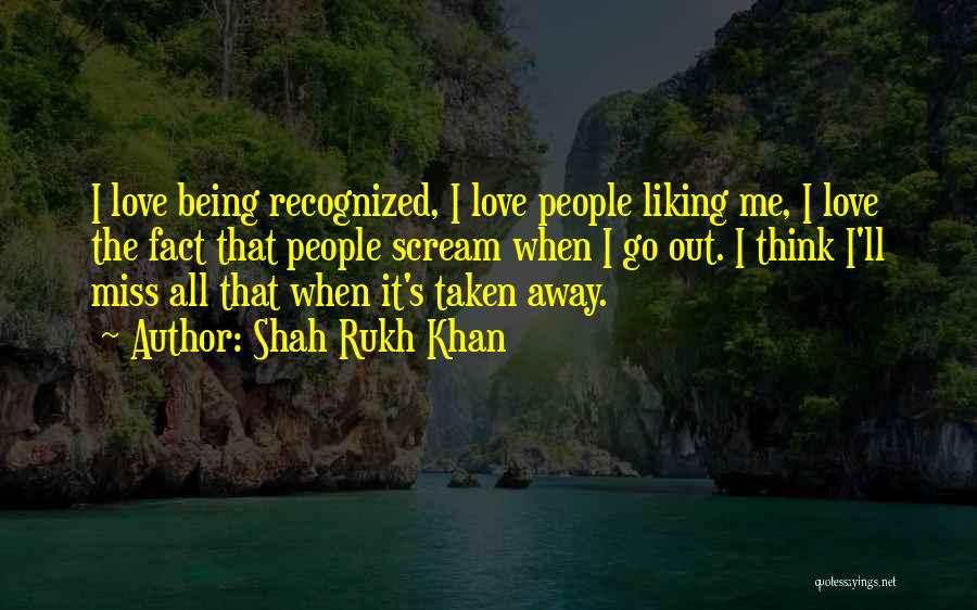 Miss You So Far Away Quotes By Shah Rukh Khan