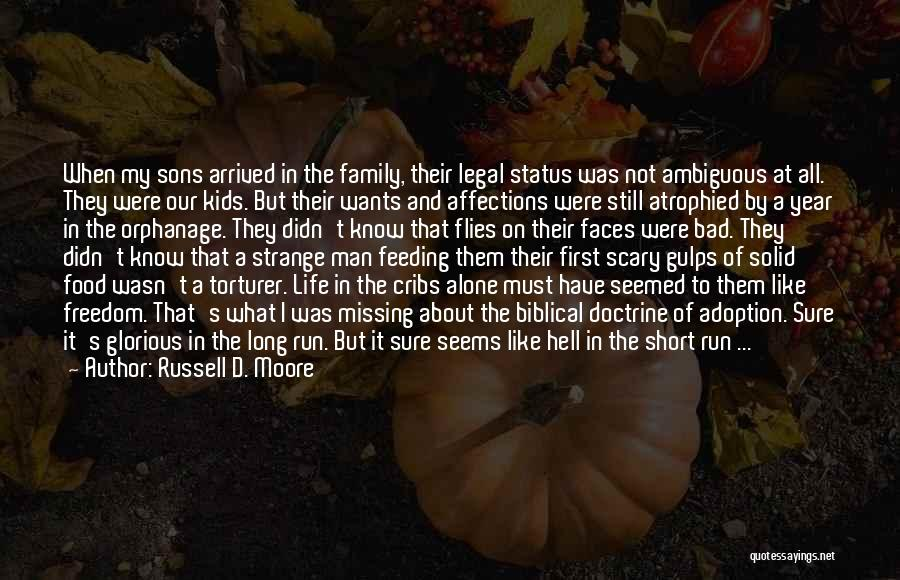 Missing Him So Bad Quotes By Russell D. Moore