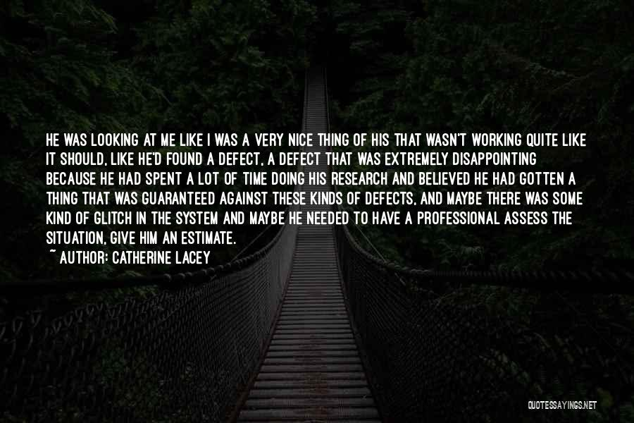 Missing Lot Quotes By Catherine Lacey