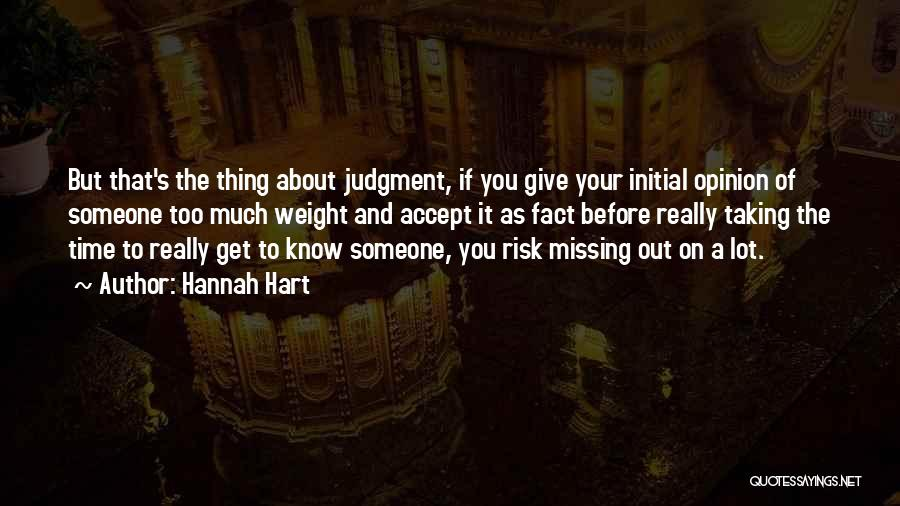 Missing Lot Quotes By Hannah Hart