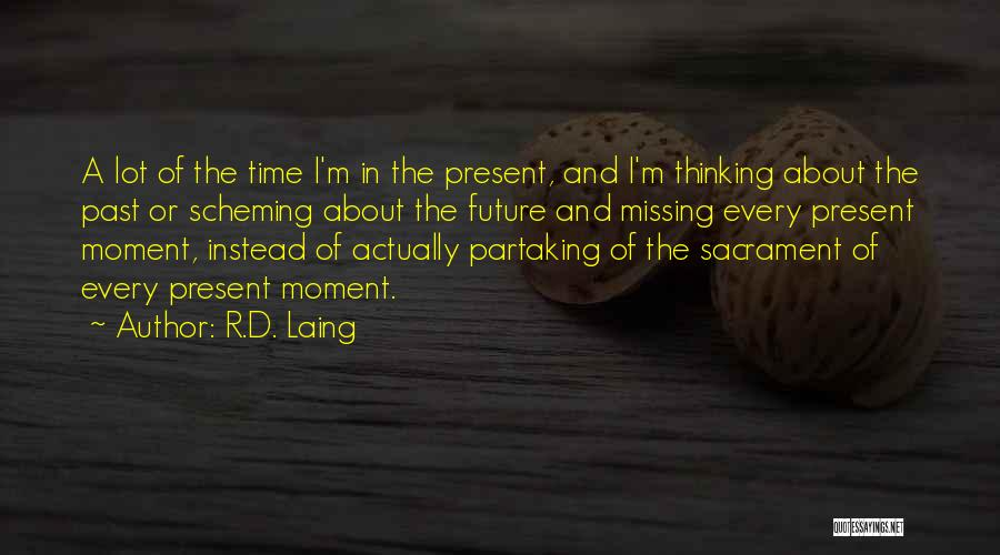Missing Lot Quotes By R.D. Laing