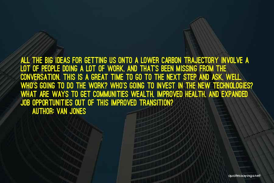 Missing Lot Quotes By Van Jones