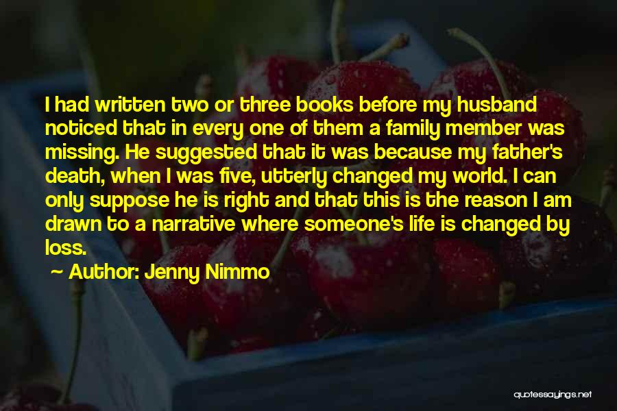 Missing My One And Only Quotes By Jenny Nimmo