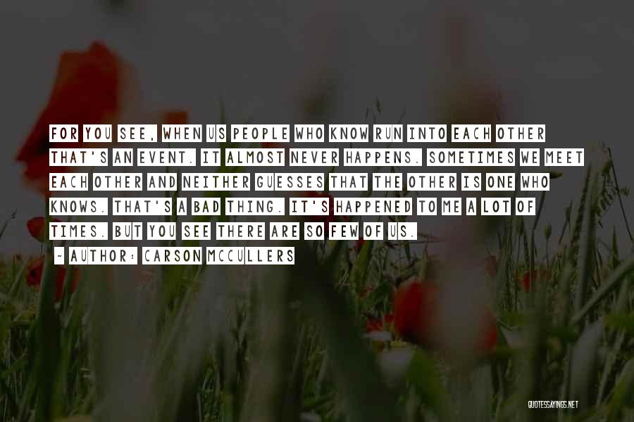 Missing So Bad Quotes By Carson McCullers