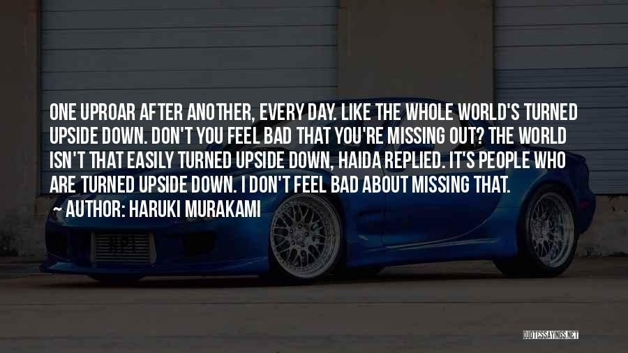 Missing So Bad Quotes By Haruki Murakami