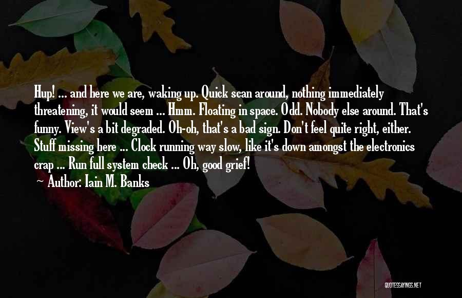 Missing So Bad Quotes By Iain M. Banks