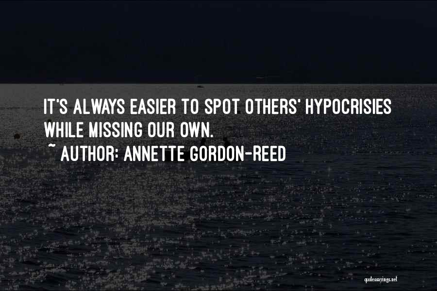 Missing Someone Gets Easier Quotes By Annette Gordon-Reed