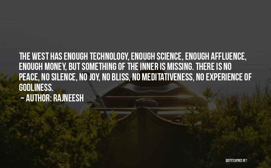 Missing You Is Not Enough Quotes By Rajneesh