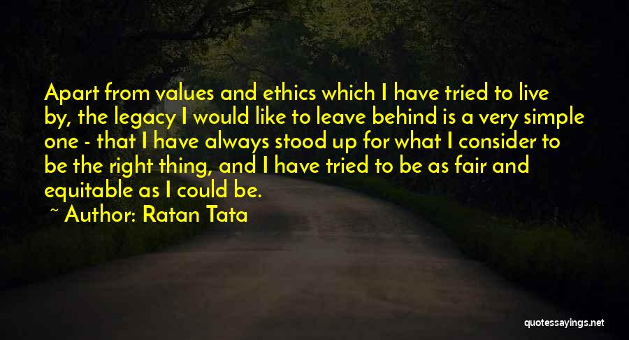 Missing You Nephew Quotes By Ratan Tata
