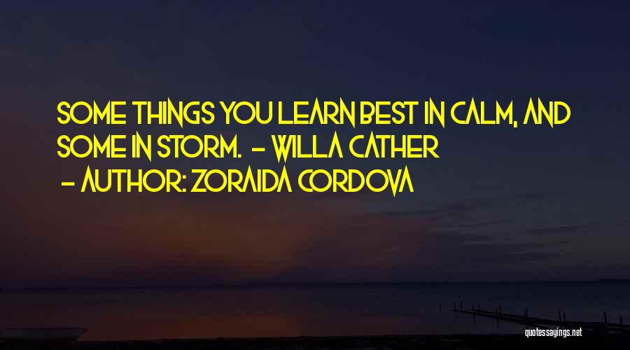 Missing You Nephew Quotes By Zoraida Cordova