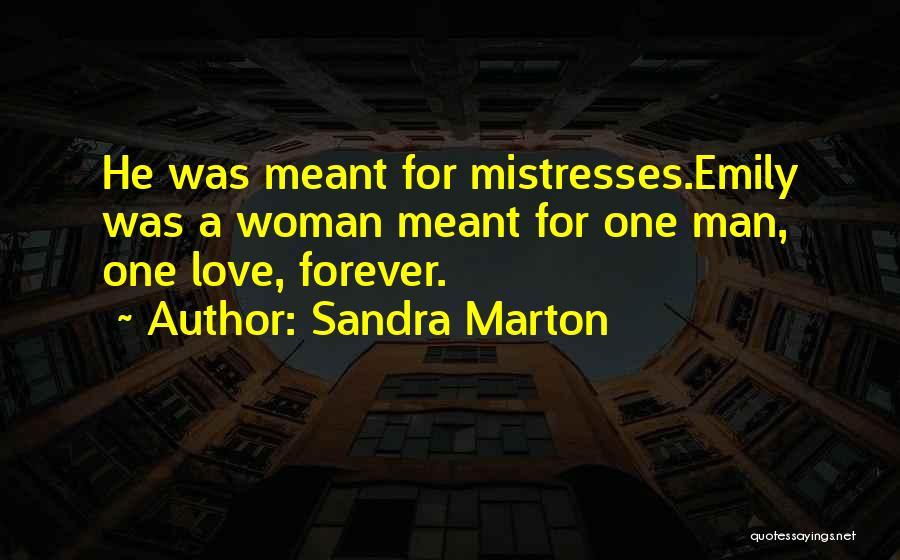 Mistresses Quotes By Sandra Marton
