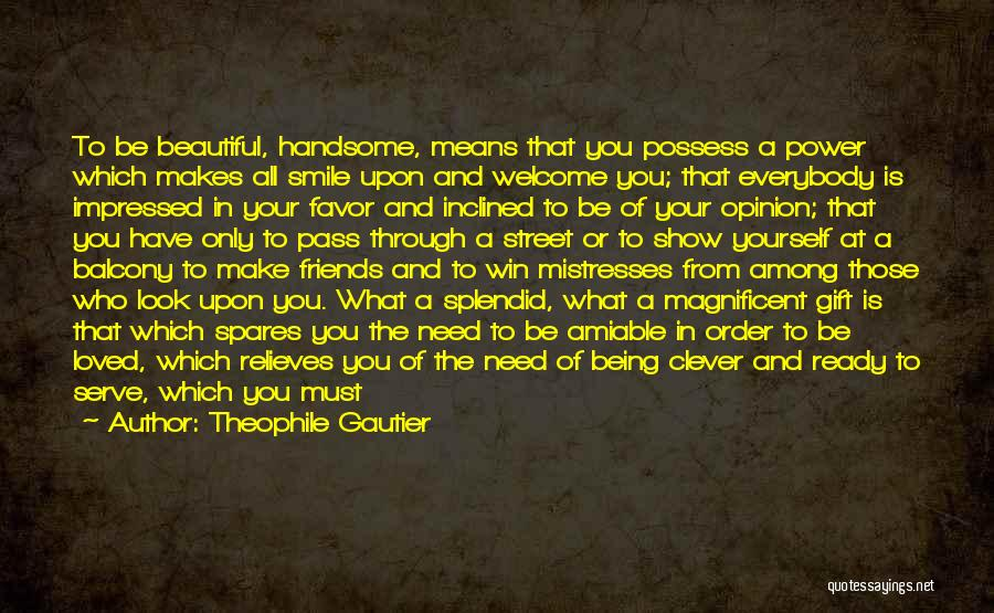Mistresses Quotes By Theophile Gautier