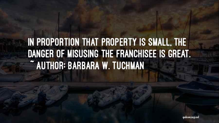 Misusing Quotes By Barbara W. Tuchman