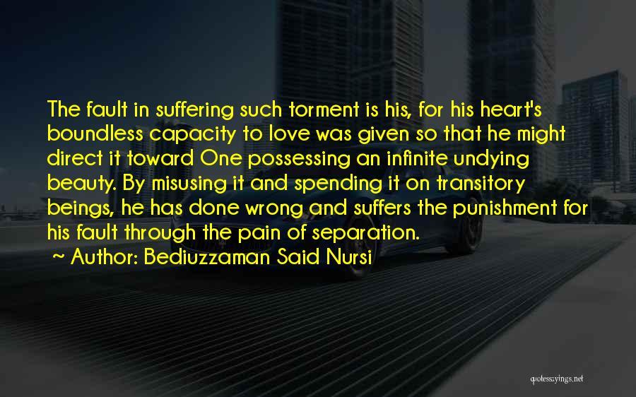 Misusing Quotes By Bediuzzaman Said Nursi