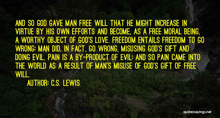 Misusing Quotes By C.S. Lewis