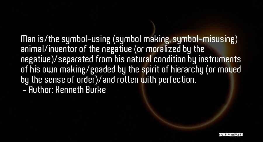 Misusing Quotes By Kenneth Burke
